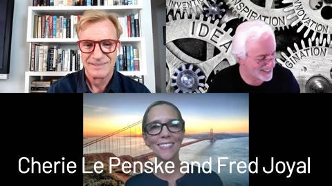 Cherie Le Penske and Fred Joyal