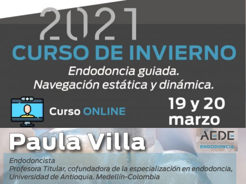 Winter Course 2021: Guided Endodontics, Static and Dynamic Navigation