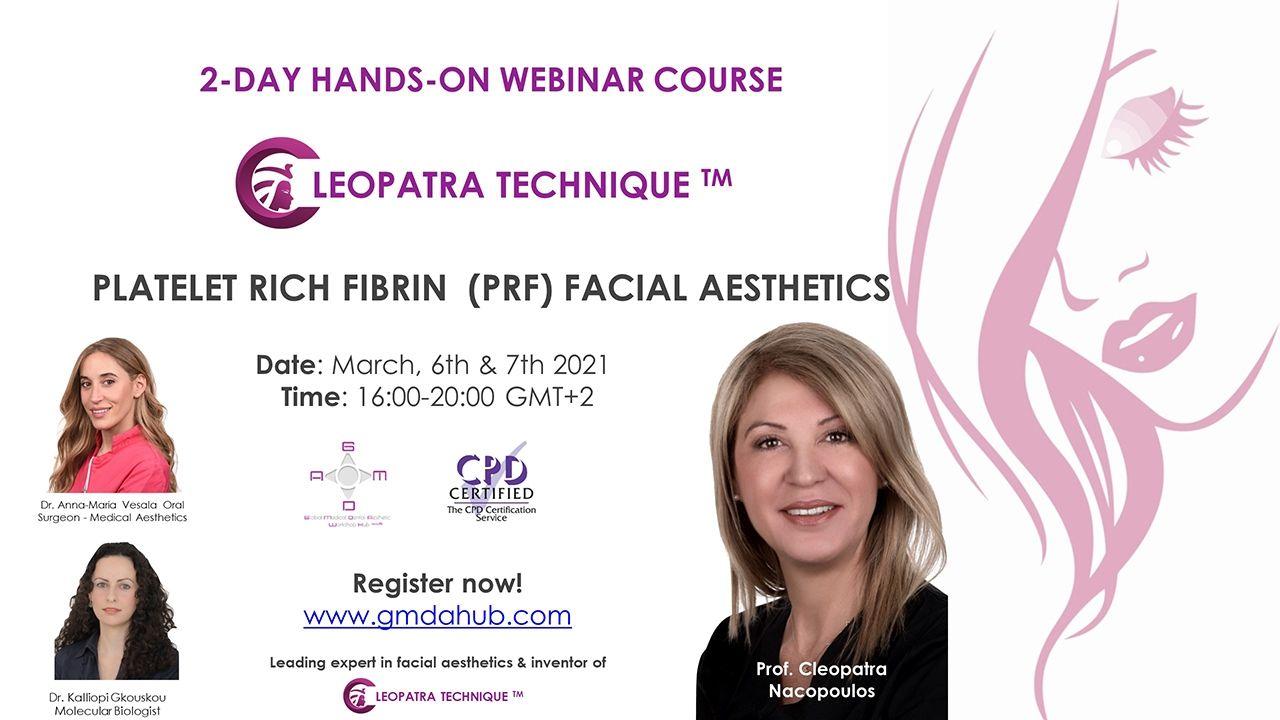 Platelet Rich Fibrin (PRF) Facial Aesthetics