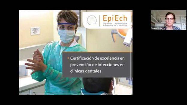 Prevención de Infecciones Webinar