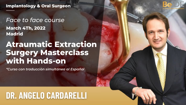 Atraumatic Extraction Surgery Masterclass with Hands-on - Imagen de cabecera