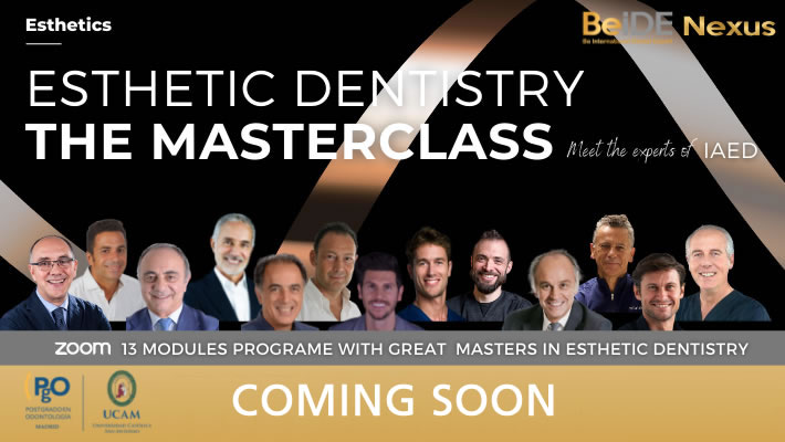 Esthetic Dentistry - The Masterclass - Featured Image