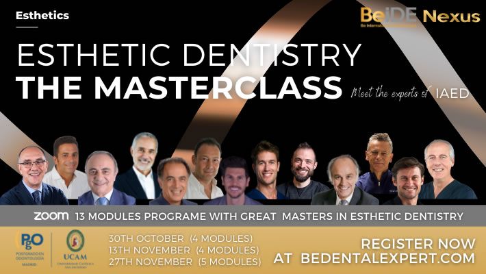 Featured Image - Esthetic Dentistry - The Masterclass