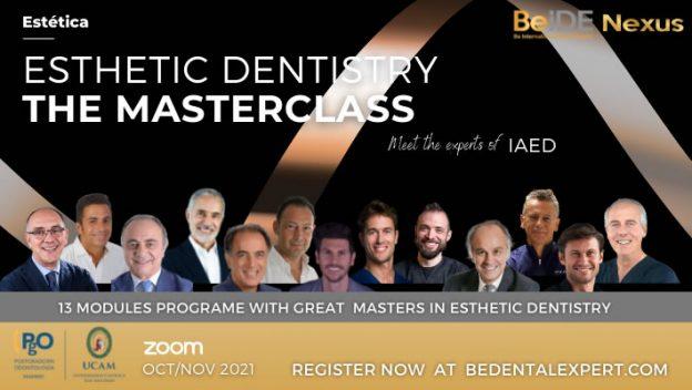 Esthetic Dentistry - The Masterclass - Imagen destacada