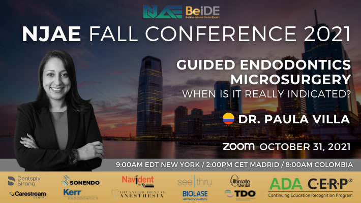 NJAE Fall Conference 2021
